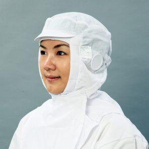 HB-898E-9(つば付きの定番頭巾)